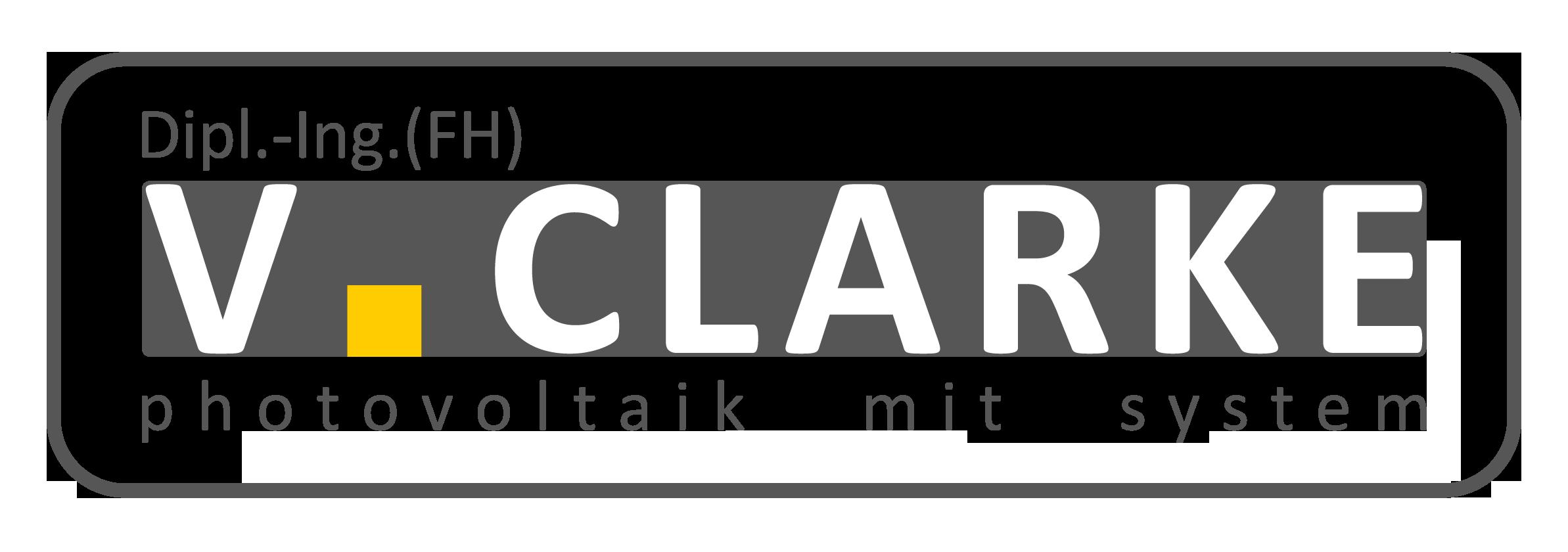 Clarke - Photovoltaik mit System